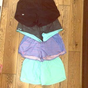 UA Shorts Bundle